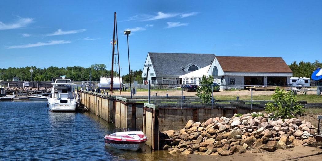 La Marina de Bathurst